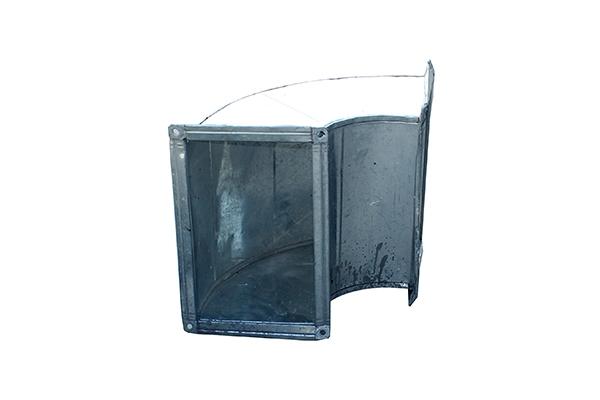 镀锌焊接风管