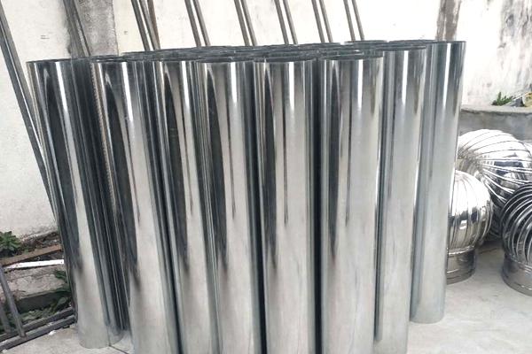 螺旋风管圆管