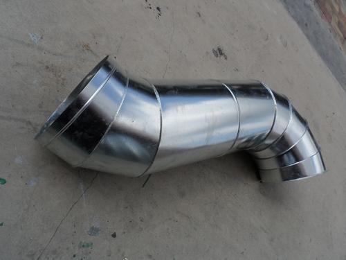 螺旋风管厂家:螺旋风管的主要优势