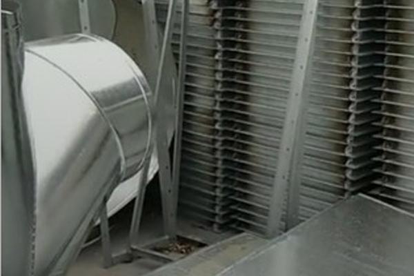 复合螺旋风管