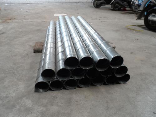 探讨在工业除尘领域应用普遍的螺旋风管